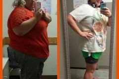 Another Awesome Transformation! Great work Amber