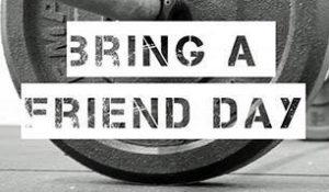 Bring A Friend Free Friday